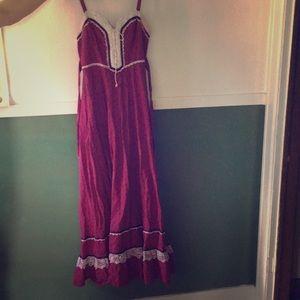 Beautiful Vintage Gunne Sax Dress